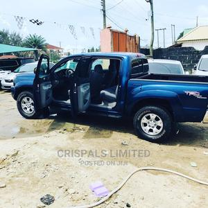 Toyota Tacoma 2008 4x4 Double Cab Blue   Cars for sale in Lagos State, Ajah