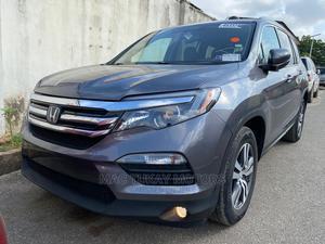 Honda Pilot 2015 Gray   Cars for sale in Lagos State, Ikeja