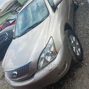Lexus RX 2007 350 Gold | Cars for sale in Lagos State, Agege