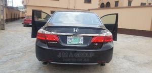 Honda Accord 2013 Black | Cars for sale in Lagos State, Gbagada