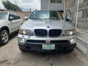 BMW X5 2005 3.0i Silver | Cars for sale in Lagos State, Ikeja