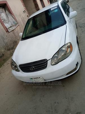 Toyota Corolla 2007 LE White | Cars for sale in Rivers State, Port-Harcourt