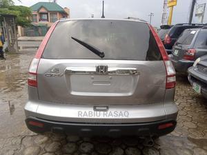 Honda CR-V 2008 Silver   Cars for sale in Lagos State, Alimosho