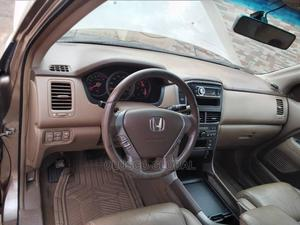 Honda Pilot 2007 EX 4x2 (3.5L 6cyl 5A) Gold   Cars for sale in Lagos State, Ikeja