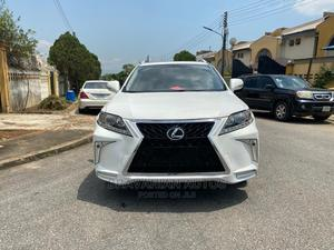 Lexus RX 2015 350 AWD White | Cars for sale in Lagos State, Ikeja