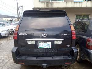 Lexus GX 2004 470 Black   Cars for sale in Lagos State, Alimosho