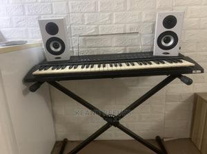 Casio Piano / Keyboard + Stand   Audio & Music Equipment for sale in Lagos State, Amuwo-Odofin