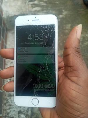 Apple iPhone 6 64 GB Silver | Mobile Phones for sale in Abia State, Umuahia