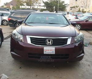 Honda Accord 2009 LX 2.4 Automatic Burgandy | Cars for sale in Kano State, Nasarawa-Kano