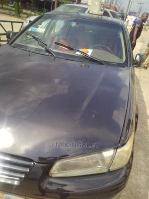 Toyota Camry 1999 Automatic Black   Cars for sale in Rivers State, Port-Harcourt
