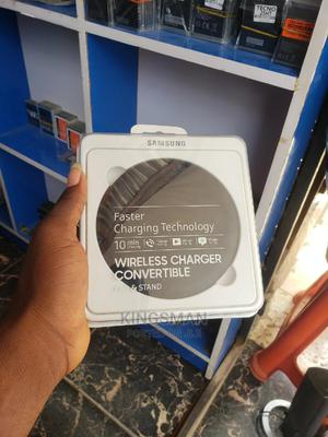 Samsung Wireless Charger | Accessories for Mobile Phones & Tablets for sale in Lagos State, Ikeja