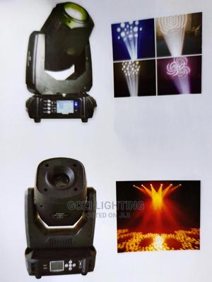 Led Moving Head Spot Light 200w   Stage Lighting & Effects for sale in Lagos State, Ojo