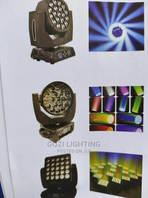 Led Moving Head Light   Stage Lighting & Effects for sale in Lagos State, Ojo