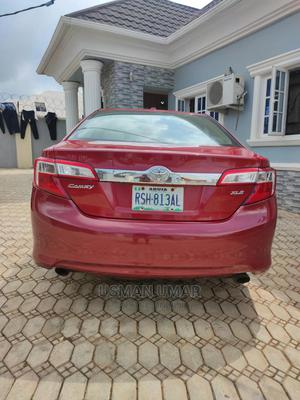 Toyota Camry 2013 Red   Cars for sale in Abuja (FCT) State, Central Business District