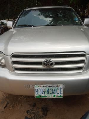 Toyota Highlander 2003 Silver   Cars for sale in Abuja (FCT) State, Gaduwa