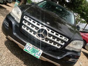 Mercedes-Benz M Class 2010 ML 350 4Matic Black | Cars for sale in Abuja (FCT) State, Gwarinpa