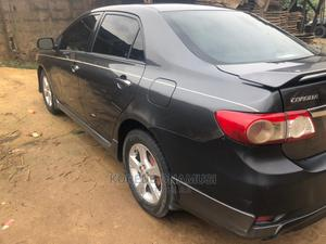 Toyota Corolla 2013 Black | Cars for sale in Lagos State, Ikorodu