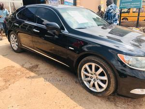 Lexus LS 2009 460 AWD Black | Cars for sale in Lagos State, Ogba