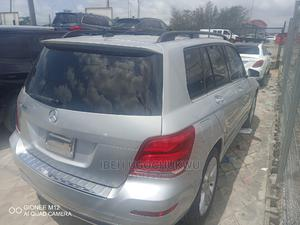Mercedes-Benz GLK-Class 2013 350 4MATIC Silver | Cars for sale in Lagos State, Lekki