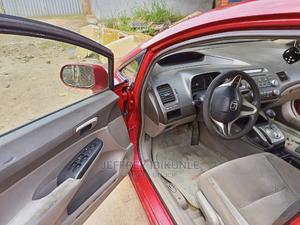 Honda Civic 2009 1.4 Red   Cars for sale in Lagos State, Ifako-Ijaiye