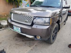 Land Rover Range Rover 2008 Gold | Cars for sale in Lagos State, Ogba