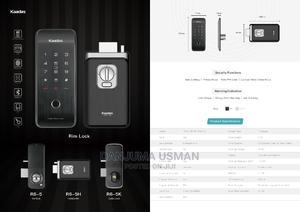Kaadas R6 Bluetooth and Apps Access Control | Doors for sale in Abuja (FCT) State, Wuse 2