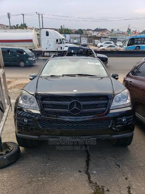 Mercedes-Benz GL-Class 2007 GL 450 Black | Cars for sale in Lagos State, Magodo
