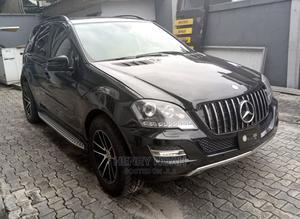 Mercedes-Benz M Class 2008 ML 350 4Matic Black | Cars for sale in Enugu State, Enugu