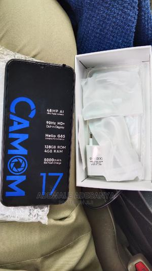 New Tecno Camon 17 128 GB Blue | Mobile Phones for sale in Lagos State, Ikorodu