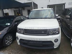 Land Rover Range Rover 2007 White   Cars for sale in Lagos State, Ikeja