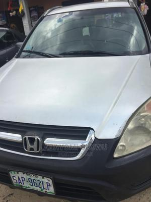 Honda CR-V 2004 2.0i ES Automatic Silver | Cars for sale in Delta State, Sapele