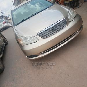 Toyota Corolla 2005 Gold | Cars for sale in Lagos State, Ogba