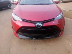 Toyota Corolla 2018 LE (1.8L 4cyl 2A) Red | Cars for sale in Lagos State, Ikotun/Igando