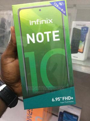 New Infinix Note 10 128 GB | Mobile Phones for sale in Lagos State, Ikeja
