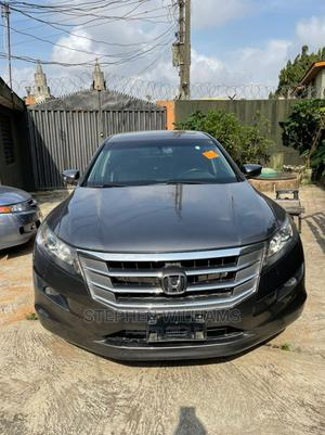 Honda Accord Crosstour 2010 EX-L AWD Gray   Cars for sale in Lagos State, Alimosho