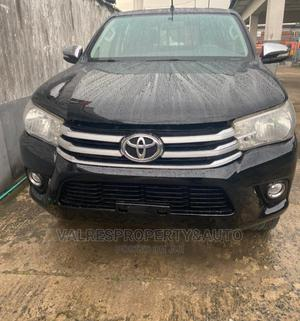 Toyota Hilux 2016 Black | Cars for sale in Lagos State, Surulere
