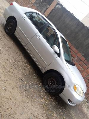 Toyota Corolla 2005 Silver   Cars for sale in Lagos State, Isolo