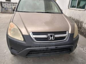 Honda CR-V 2004 EX 4WD Automatic Gold | Cars for sale in Lagos State, Ikorodu