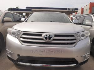 Toyota Highlander 2013 Limited 3.5L 2WD Silver   Cars for sale in Lagos State, Ajah