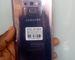 Samsung Galaxy Note 9 128 GB Purple   Mobile Phones for sale in Lagos State, Ikeja