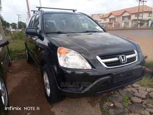 Honda CR-V 2004 EX 4WD Automatic Black   Cars for sale in Kaduna State, Kaduna / Kaduna State