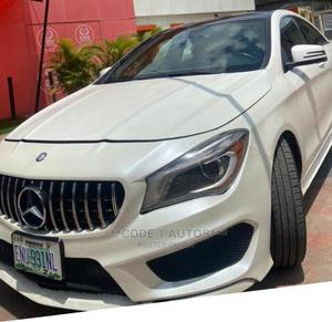 Mercedes-Benz CLA-Class 2016 White | Cars for sale in Lagos State, Lekki