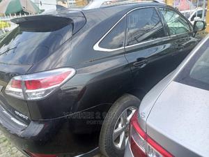 Lexus RX 2014 350 AWD Black | Cars for sale in Lagos State, Ojodu