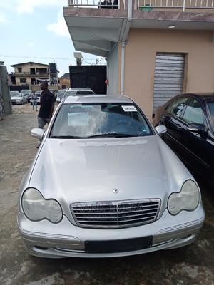 Mercedes-Benz C240 2004 Silver | Cars for sale in Lagos State, Apapa