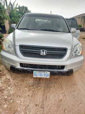 Honda Pilot 2006 Silver | Cars for sale in Plateau State, Jos