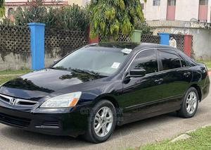Honda Accord 2006 Black | Cars for sale in Abuja (FCT) State, Asokoro