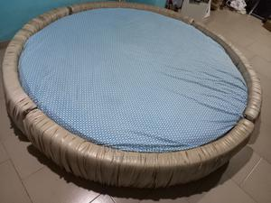 Circular Bed With Mattress   Furniture for sale in Lagos State, Alimosho