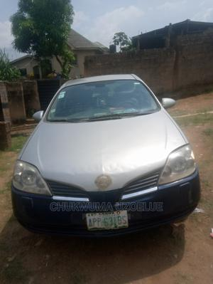 Nissan Primera 2003 Break Automatic Silver   Cars for sale in Ogun State, Obafemi-Owode