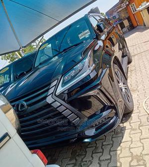Lexus LX 2018 Black   Cars for sale in Lagos State, Maryland