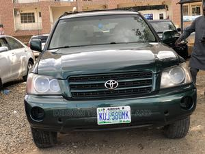 Toyota Highlander 2004 Green | Cars for sale in Abuja (FCT) State, Gwarinpa